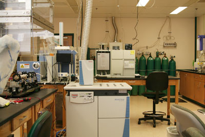 Photo of CASIF Lab
